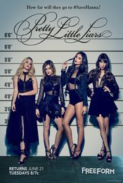 Cartel de Pretty Little Liars