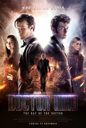 Cartel de Doctor Who