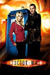 Cartel de Doctor Who
