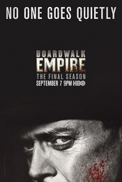 Cartel de Boardwalk Empire