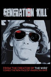 Cartel de Generation Kill