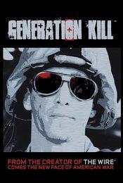 Cartel de Generation Kill