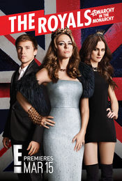 Cartel de The Royals