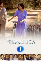 Cartel de 14 de abril. La República