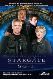 Cartel de Stargate SG-1