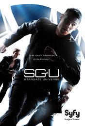 Cartel de Stargate Universe