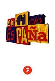 Cartel de Edificio España