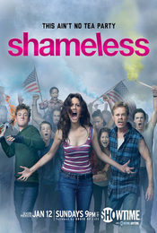 Cartel de Shameless