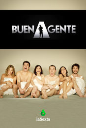 Cartel de BuenAgente