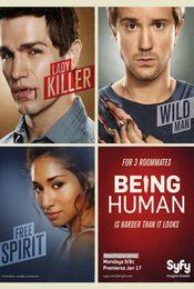 Cartel de Being Human