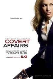 Cartel de Covert Affairs