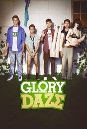 Cartel de Glory Daze