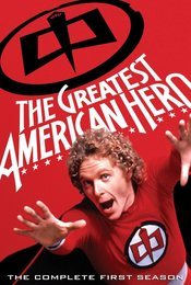 Cartel de El gran héroe americano