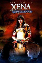 Cartel de Xena: la princesa guerrera