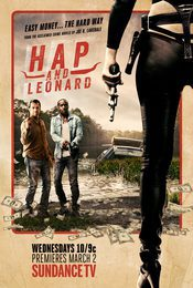 Cartel de Hap and Leonard