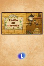 Cartel de Plaza de España