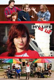 Cartel de La vida según Liz
