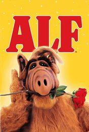 Cartel de ALF