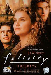 Cartel de Felicity