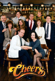 Cartel de Cheers