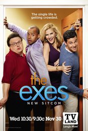 Cartel de The Exes