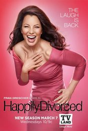 Cartel de Happily Divorced