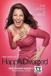 Cartel de Happily Divorced