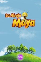 Cartel de La abeja Maya 3D