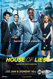 Cartel de House of Lies