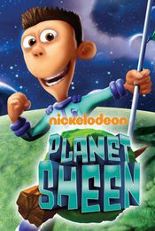 Cartel de Planet Sheen