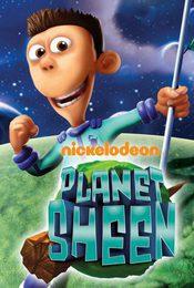 Cartel de Planet Sheen