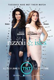 Cartel de Rizzoli & Isles