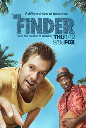 Cartel de The Finder