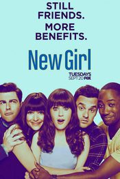 Cartel de New Girl