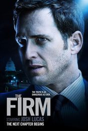 Cartel de The Firm