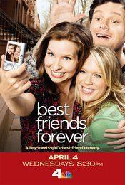 Cartel de Best Friends Forever