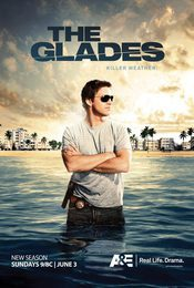 Cartel de The Glades