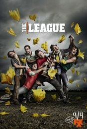 Cartel de The League