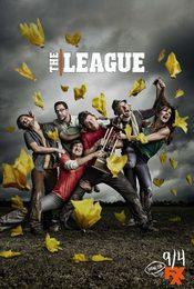 Cartel de The League