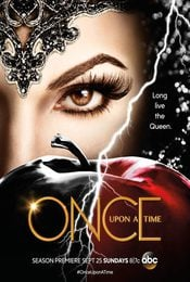 Cartel de Once Upon a Time