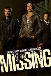 Cartel de Missing