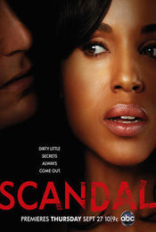 Cartel de Scandal