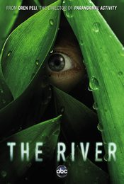 Cartel de The River