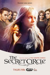 Cartel de The Secret Circle