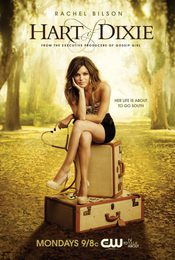 Cartel de Hart of Dixie