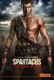 Cartel de Spartacus: Vengeance