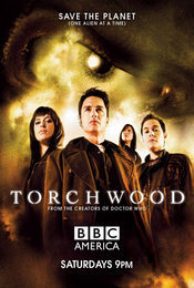 Cartel de Torchwood