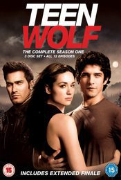 Cartel de Teen Wolf