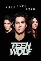 Cartel de Teen Wolf