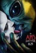 Cartel de la temporada 10 de American Horror Story